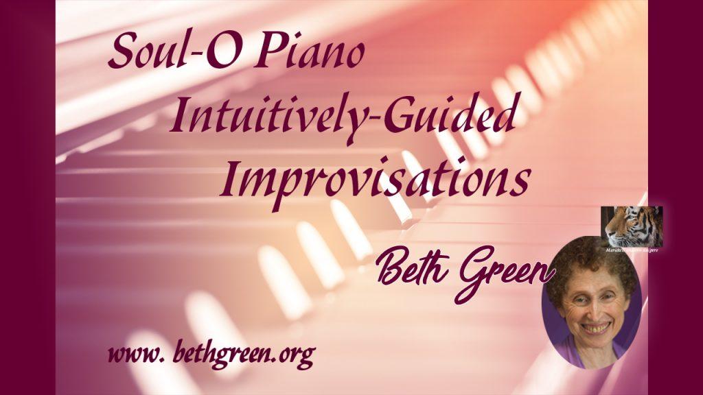 Soul-O Piano – Granny Rocks – The Music, Message & Personal